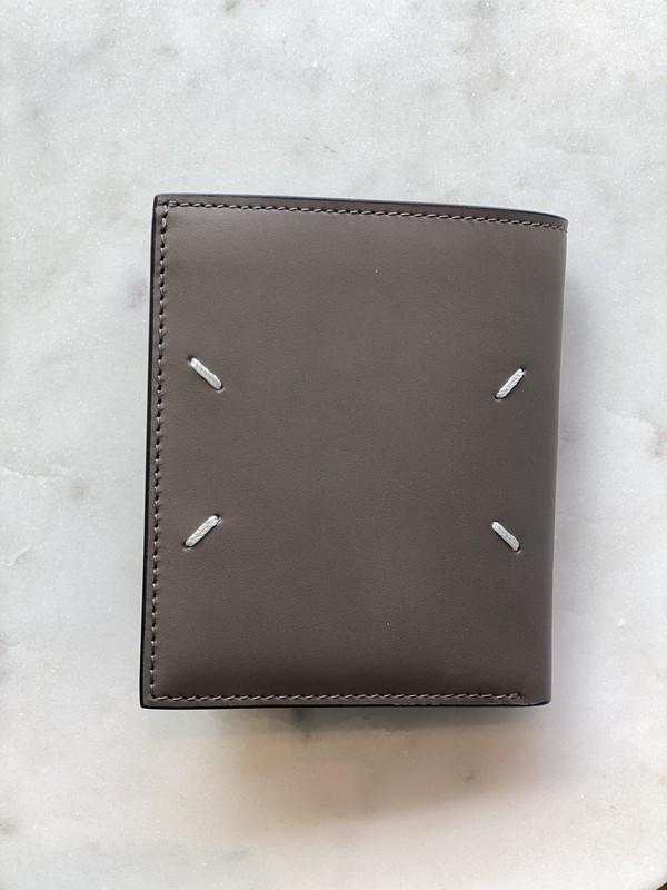 Maison Margiela Bifold Wallet - Bungee Cord