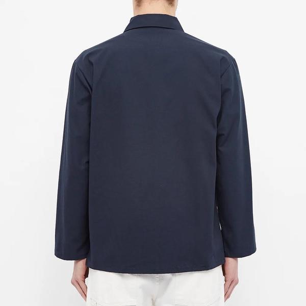 Stan Ray 4 pocket jacket - navy ripstop