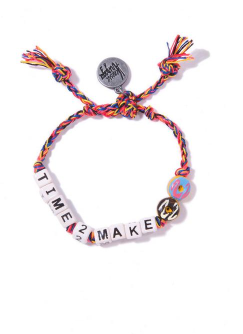 Venessa Arizaga Time To Make Donuts Friendship Bracelet