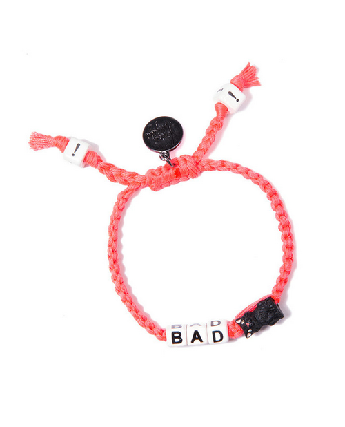 Venessa Arizaga Bad Kitty Friendship Bracelet