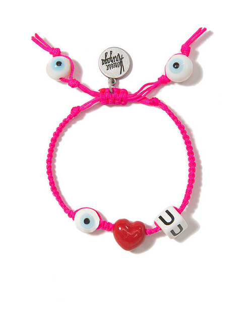 Venessa Arizaga Te Quiero Friendship Bracelet