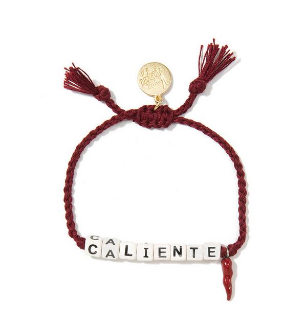 Venessa Arizaga Caliente Friendship Bracelet