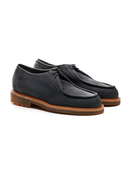 Robert Clergerie Did Wallabee Carbone