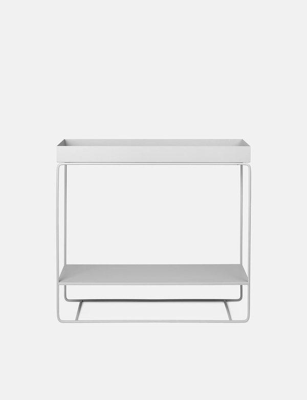 Ferm Living Plant Box Two Tier - Light Grey