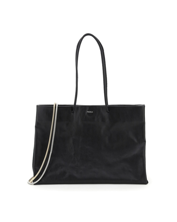 Medea Busted Dieci Leather Tote