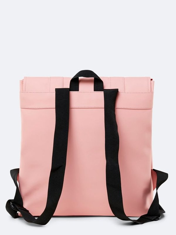 Rains Messenger Bag in Coral