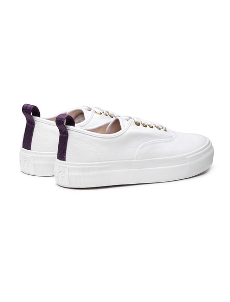Unisex Eytys Mother Canvas Sneaker - White