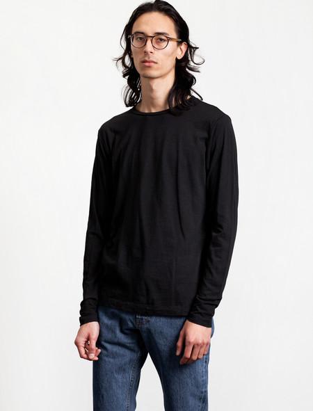 Unis Noah Long Sleeve Black