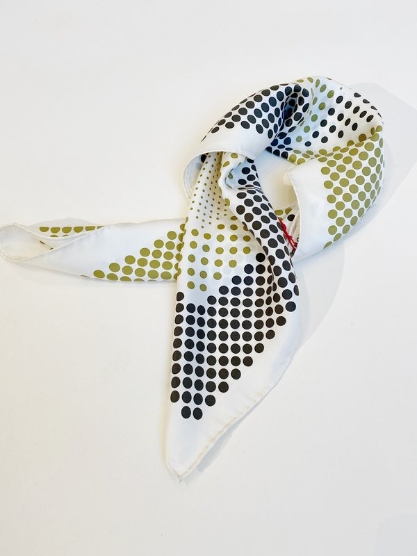 Moismont Silk Spotted Scarf