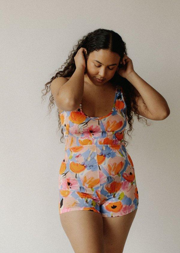 Rachel Comey Aurea Shortsuit - Multi