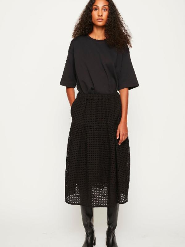 Just Female Lyon Skirt - black