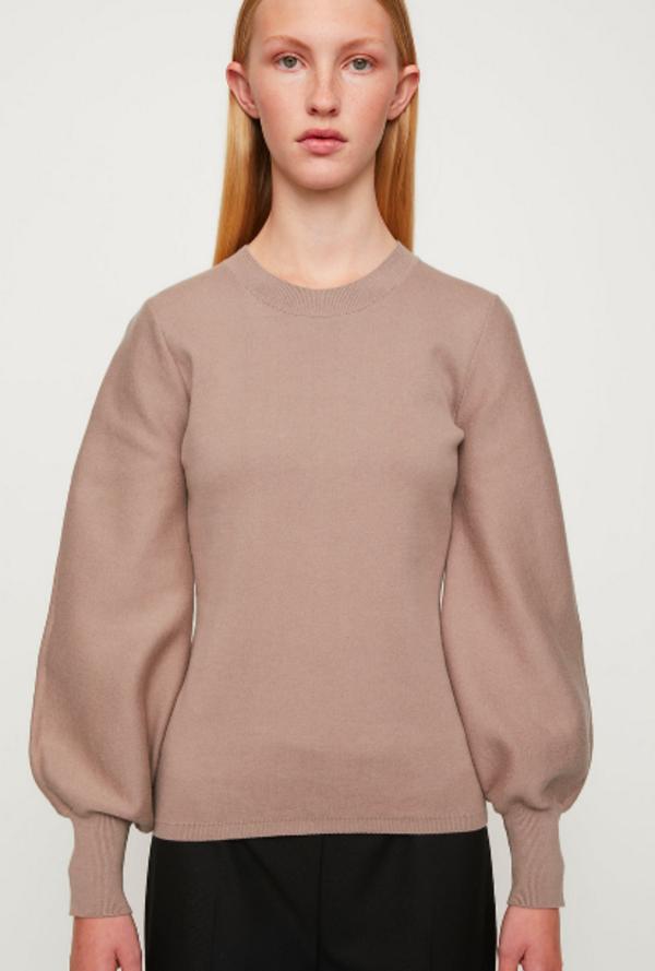 Just Female Palma Knit Sweater - Funghi