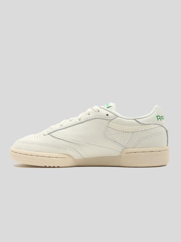 Reebok W Club C 85 shoes - Off-White