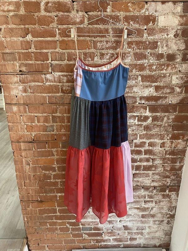 Patchwork Dress 4