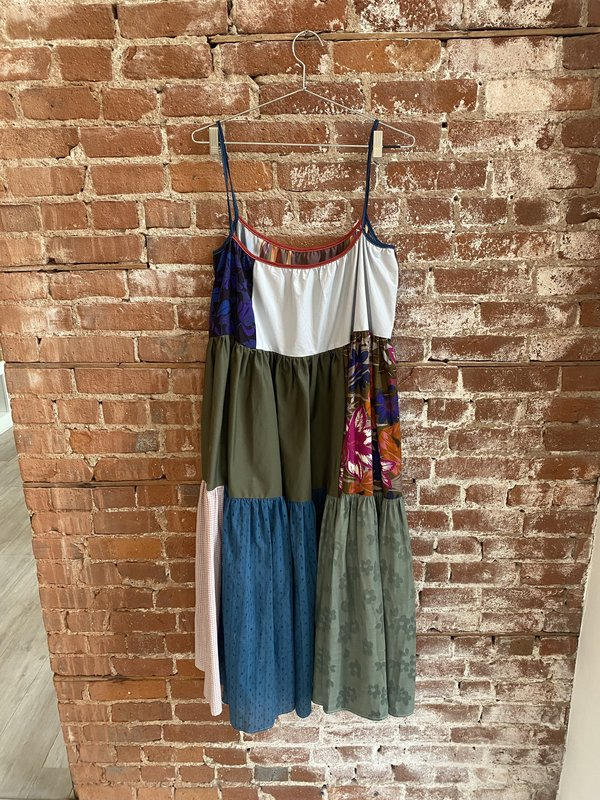 Patchwork Dress 5