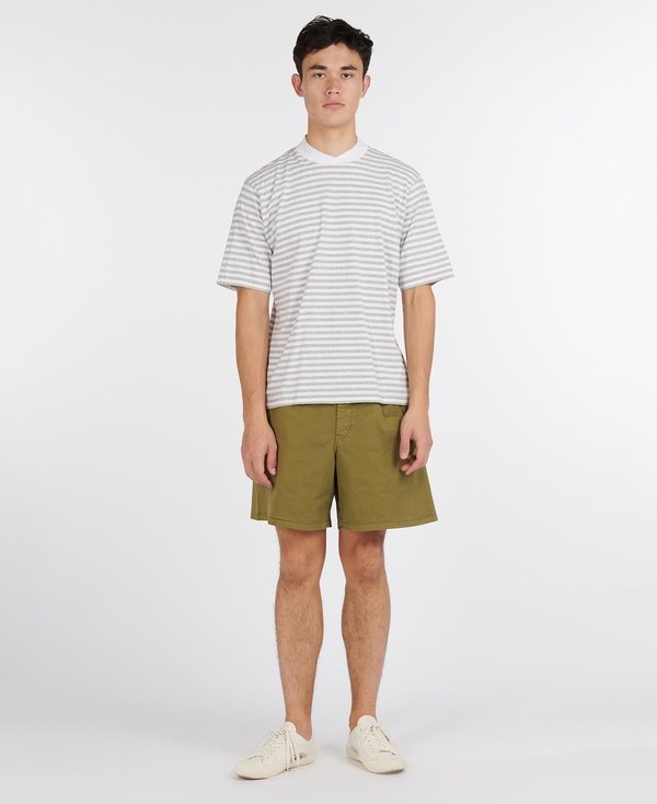 BARBOUR DILLON SHORTS - Olive Branch