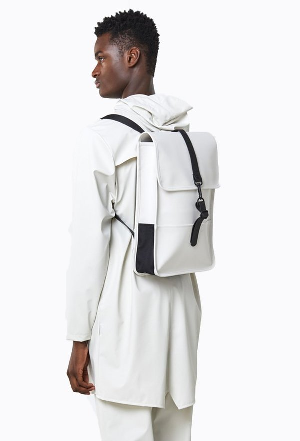 Rains Backpack Mini - Off White