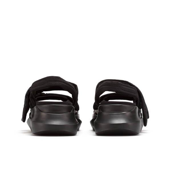 Rick Owens DRKSHDW Abstract Sandal - Black