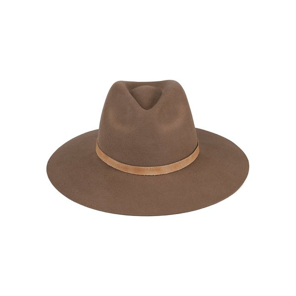 Unisex Lack Of Color The Grove Hat - Coffee Brown