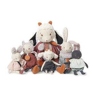 Kids Moulin Roty Aprés La Pluie Fenoiul The Sheep Soft Toy