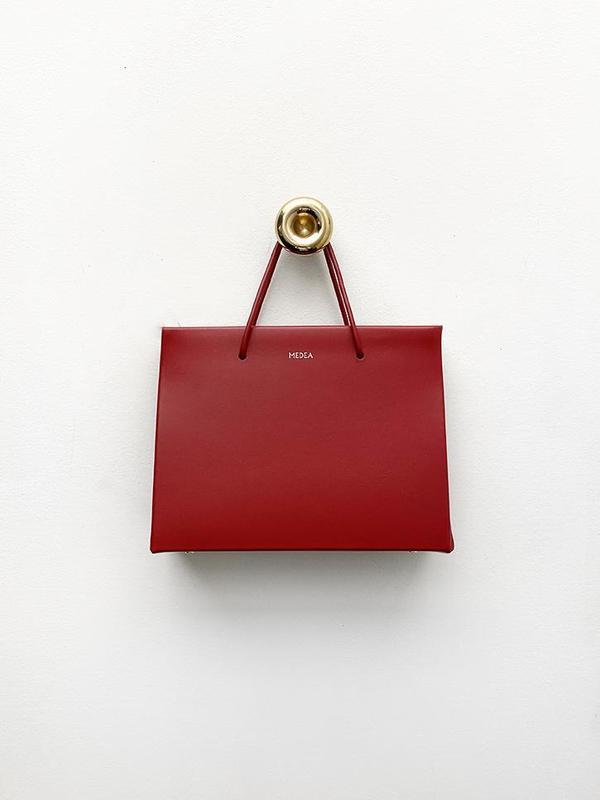 Medea Hanna Prima Bag - Dark Red