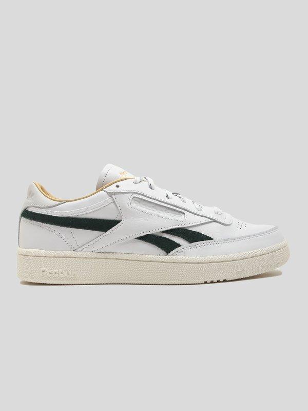 UNISEX Reebok Club C Revenge sneakers - White/Green
