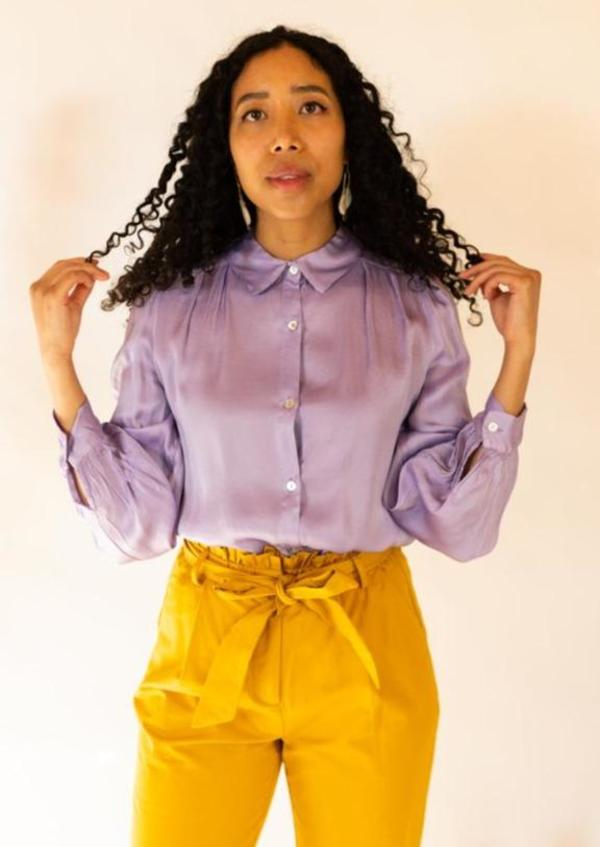 FRNCH Cinderaria Blouse