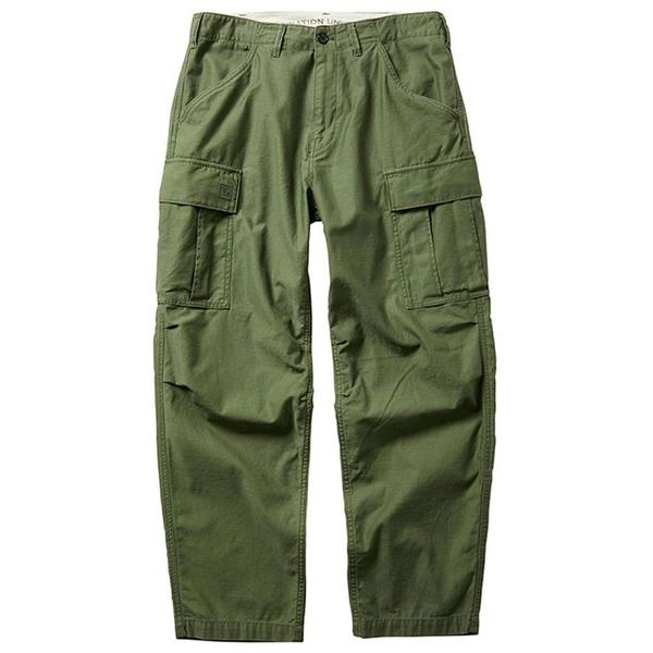 6Pocket Army Pants 'Olive'
