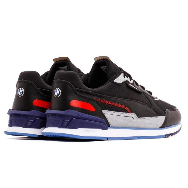 BMW MMS Low Racer 'Puma Black - Marina - Puma White'