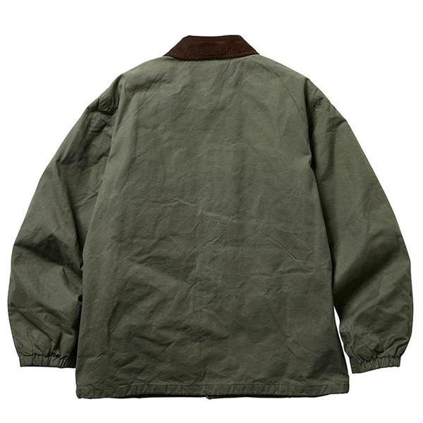 Canvas Hunting Jacket 'Olive'
