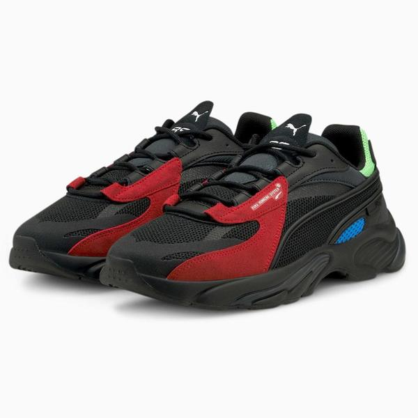 RS-Connect Lazer 'Puma Black - High Risk Red'