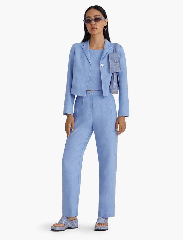 Paloma Wool Ross Trouser - Light Blue