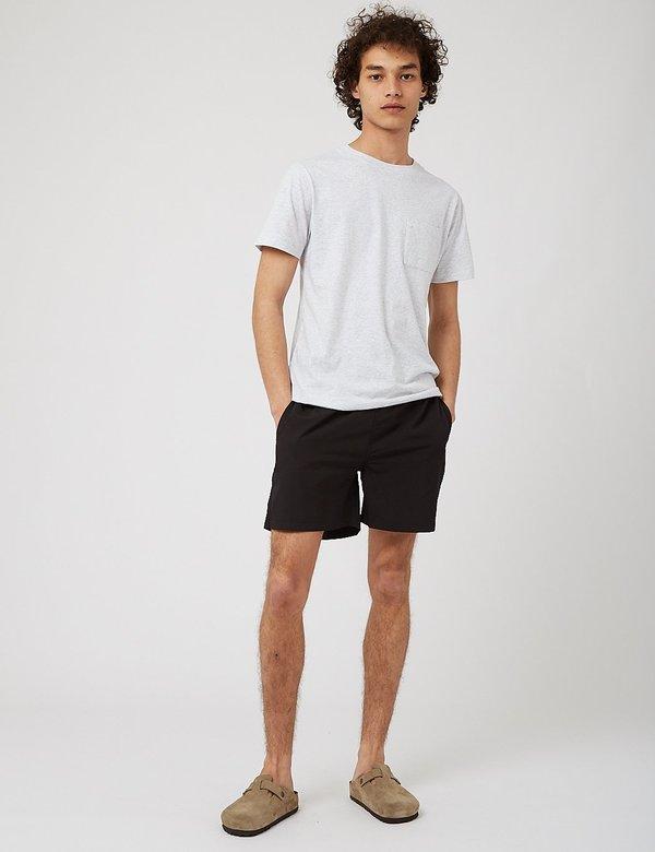 NN07 Jules Shorts 1392 - Black