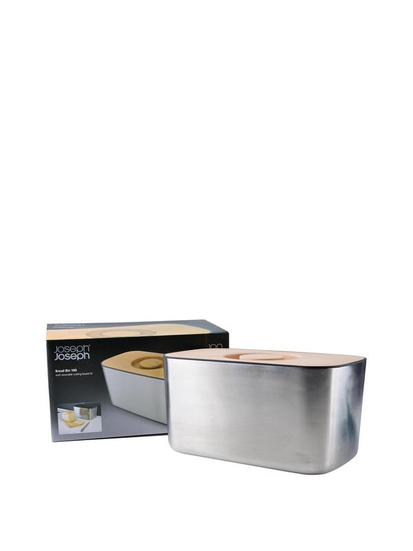 100 Collection - Steel Bread Bin