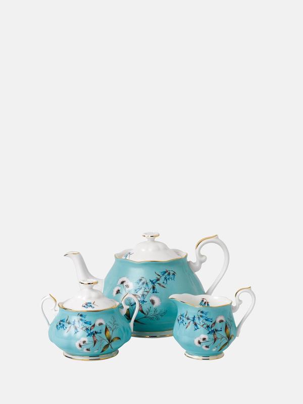 100 Years 1950 Festival 3P Tea Set