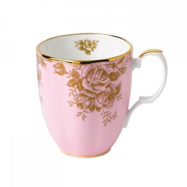 100 Years 1960 Golden Rose Mug