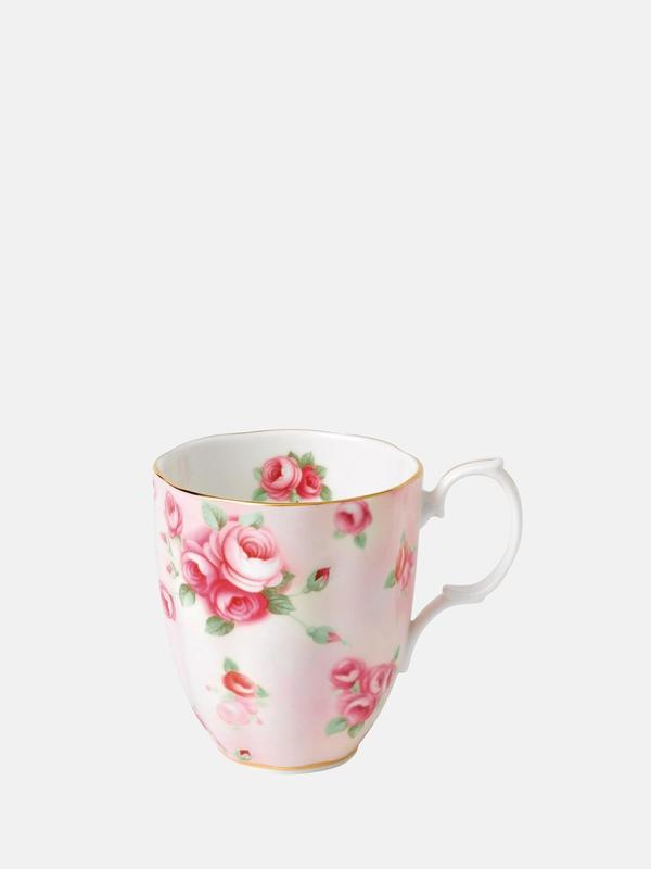 100 Years 1980 Rose Blush Mug