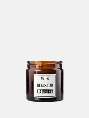 149 Scented Candles Black Oak 50 g_set of 2