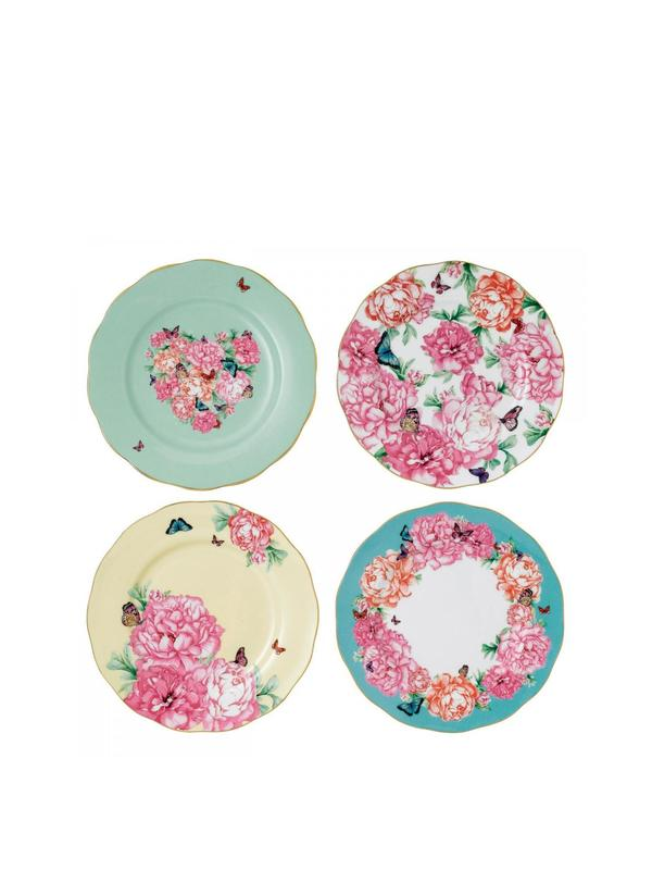 Accent Plate, Set Of 4