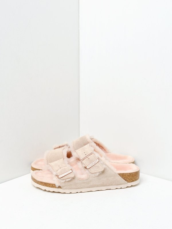 ARIZONA SHEARLING NUDE/NUDE