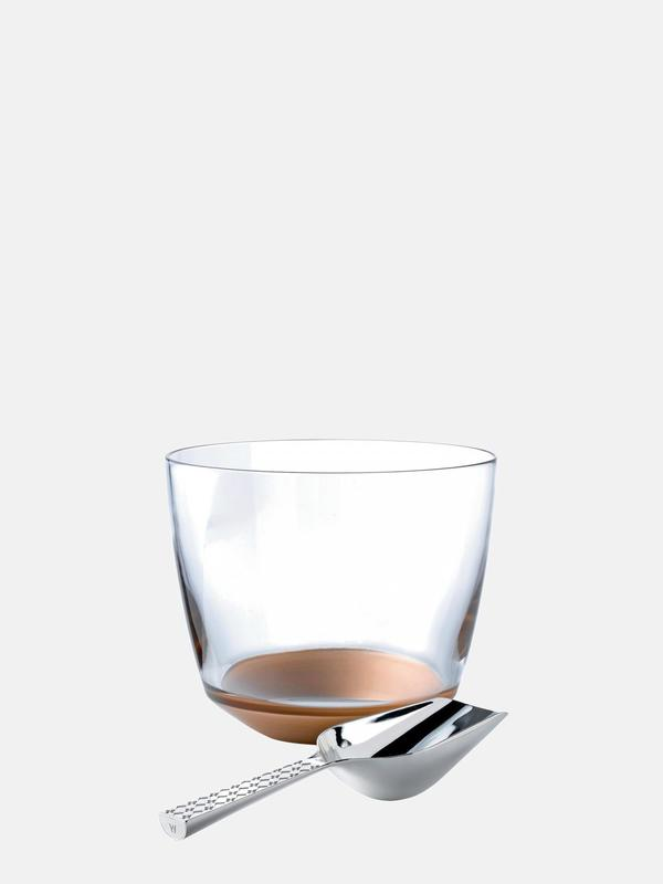 Arris Champagne Bucket and Scoop