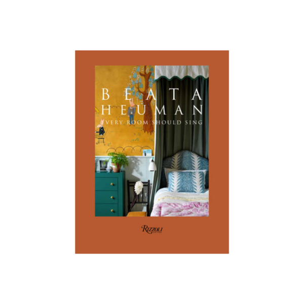 "Rizzoli New York ""Beata Heuman: Every Room Should Sing"" by Beata Heuman book"