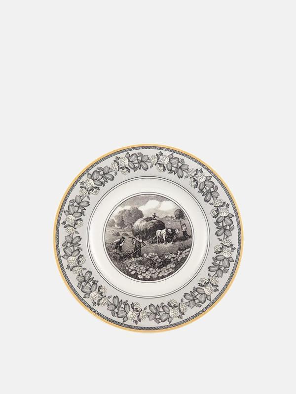 Audun Ferme Dinner Plate 10 1/2in Set Of 2