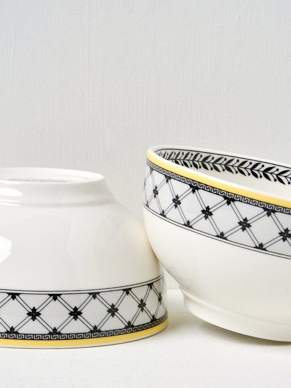 Audun Ferme Rice Bowl set of 2
