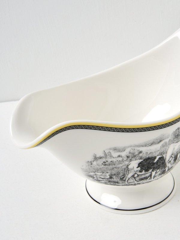 Audun Ferme Sauceboat without saucer