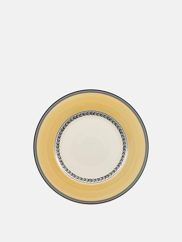 Audun Fleur Dinner Plate 10 1/2in Set Of 2