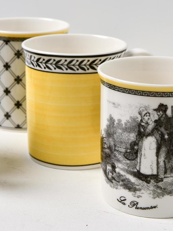 Audun Mug set of 4
