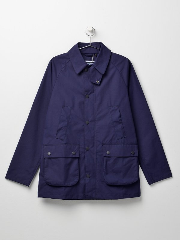 BARBOUR BEDALE COTTON CASUAL_NAVY