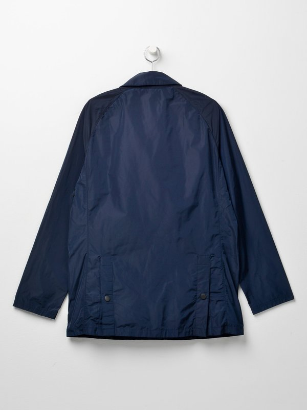 BARBOUR BEDALE TECH CASUAL_NAVY