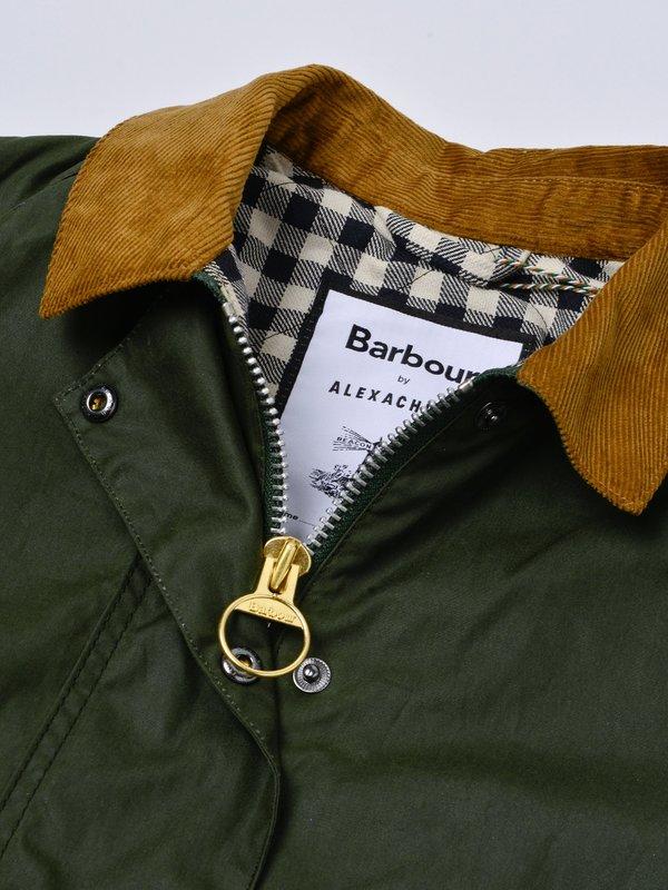 Barbour Edith Wax_Duffle Bag